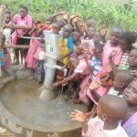 The Water Project: Nyabukire Nursery and Primary School Ntungamo -