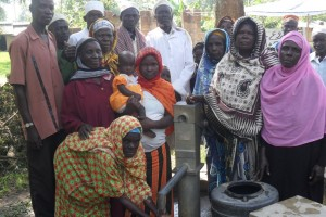 The Water Project : handing-over-elusheya-community