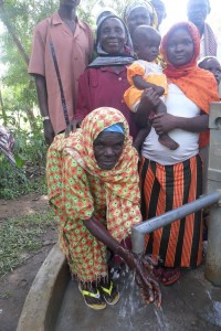 The Water Project : handing-over-elusheya-community-2