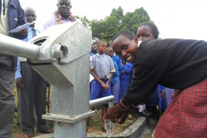 The Water Project : handing-over-surungai-community-001