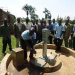 The Water Project: Malaha Health Centre Water Project -