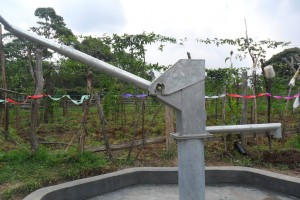 The Water Project : ready-for-handing-over-surungai-community