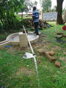 The Water Project : test-pumping-elusheya-community-001