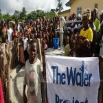 The Water Project: Maforay Village Health Post Well Rehabilitation -
