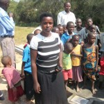 The Water Project: Kizaara Primary School Ntungamo -