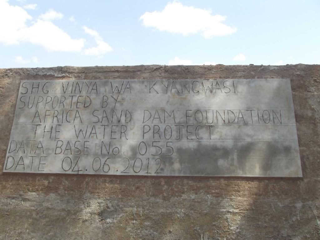 Photo of Vinya Wa Kyangwasi Community A