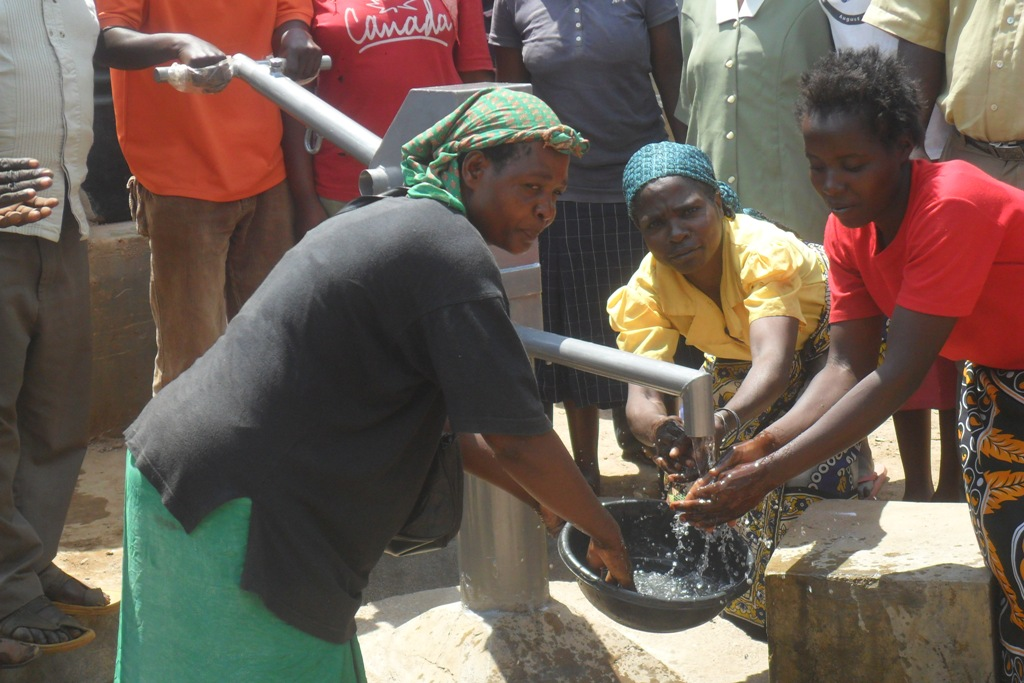 Photo of Buhuru Market Water Project