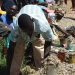 The Water Project: Buhuru Market Water Project -