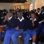 The Water Project: St Patricks Chemnoet Secondary School -
