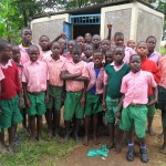 The Water Project: Bumia Primary School Water Project -