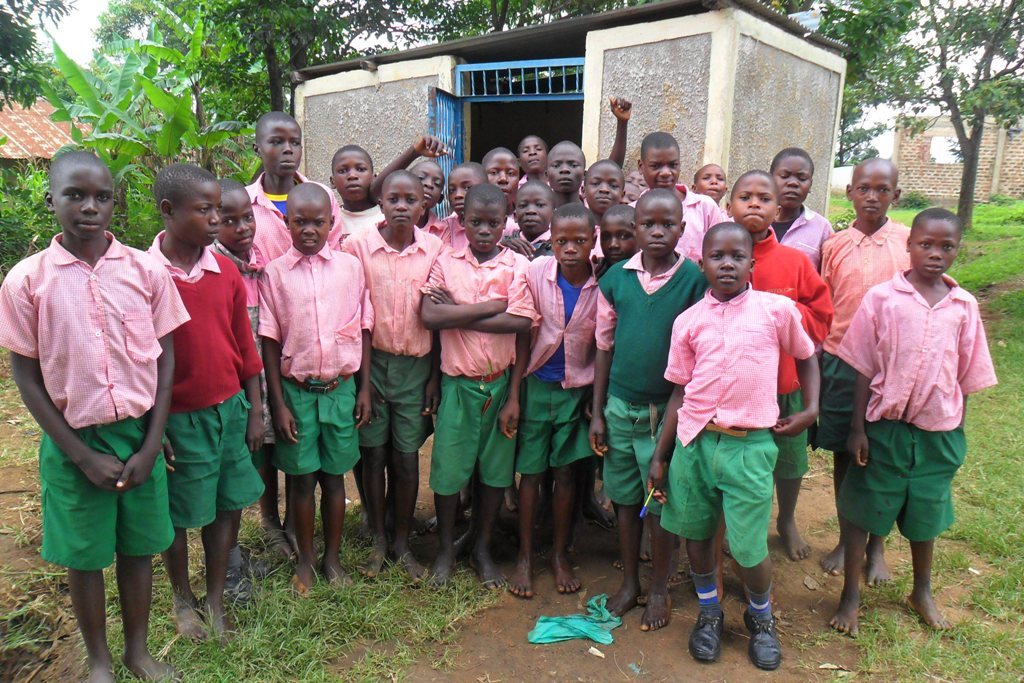 Photo of Bumia Primary School Water Project