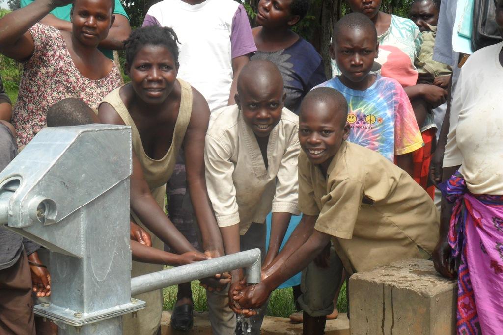 Photo of Shughulika Women's Group Water Project