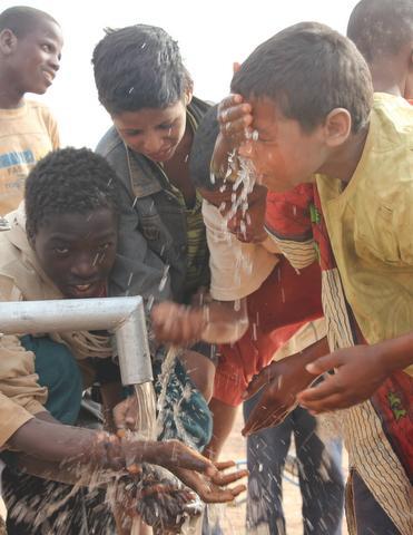 Photo of Taureg Refugee Camp, Burkina Faso