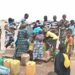 The Water Project: Taureg Refugee Camp, Burkina Faso -