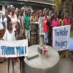 The Water Project: Tintifor, 17 Mariatu Street Well Rehab -