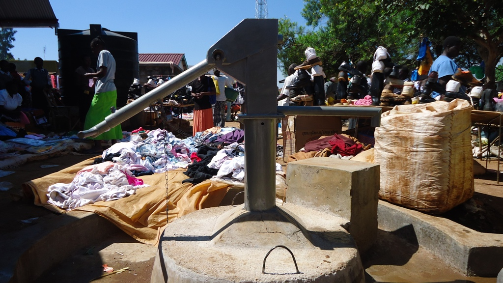 The Water Project : buhuru-market-day-4