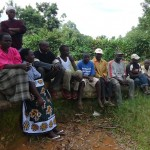 The Water Project: Bukaya Community Well Rehabilitation Project -