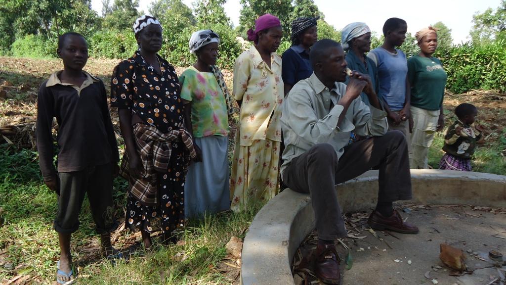 Photo of Bukaya Community Well Rehabilitation Project