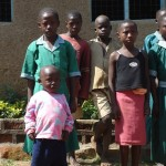 The Water Project: Emukhuwa Primary School Well Rehabilitation Project -