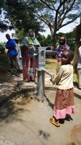 The Water Project : handing-over-lureko-jamia-mosque-2