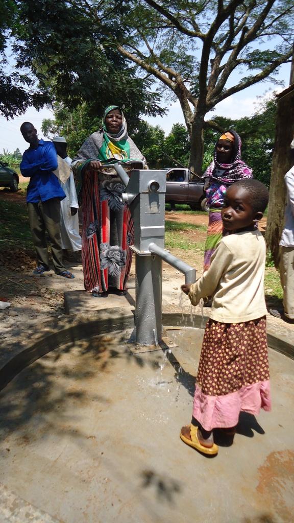 The Water Project : handing-over-lureko-jamia-mosque-2-2