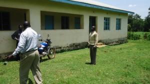 The Water Project : lureko-health-centre-001