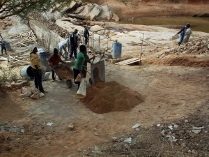 The Water Project : maiuni-shg-sand-dam-2-copy