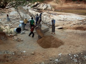 The Water Project : maiuni-shg-sand-dam-3-copy
