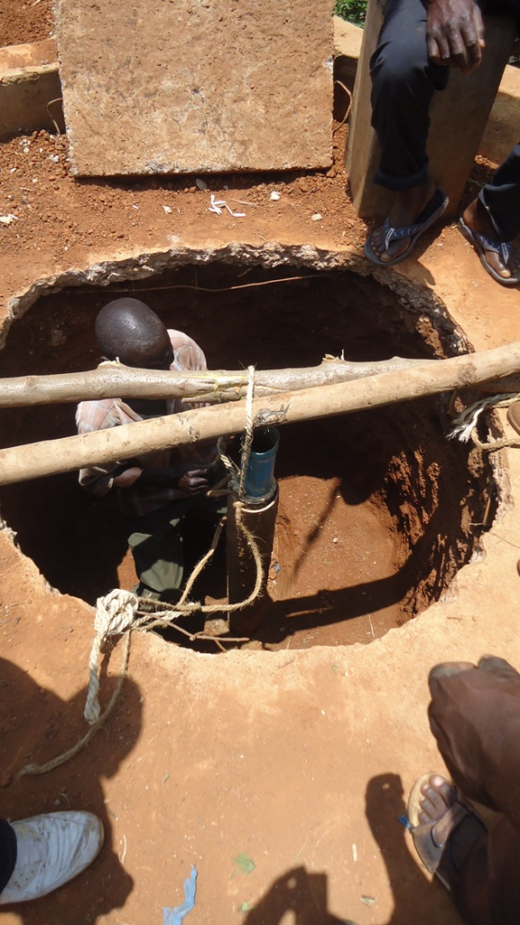The Water Project : mwitseshe-community-water-project-5