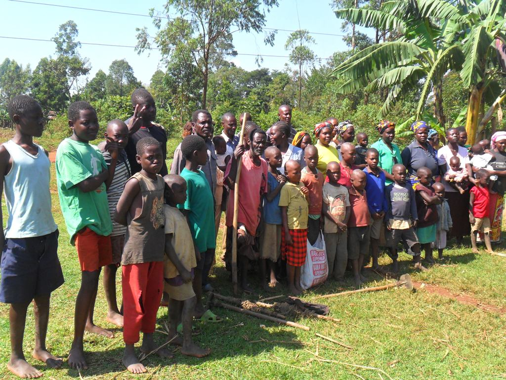 The Water Project : mwitseshe-community-well-water-project-community-education-17