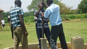 The Water Project : pump-installation-emukhuwa-primary-school-4