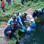 The Water Project: Teresia Primary School Water Project -
