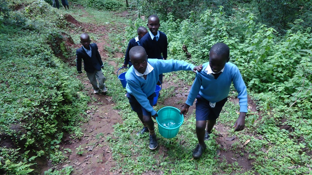 Photo of Teresia Primary School Water Project