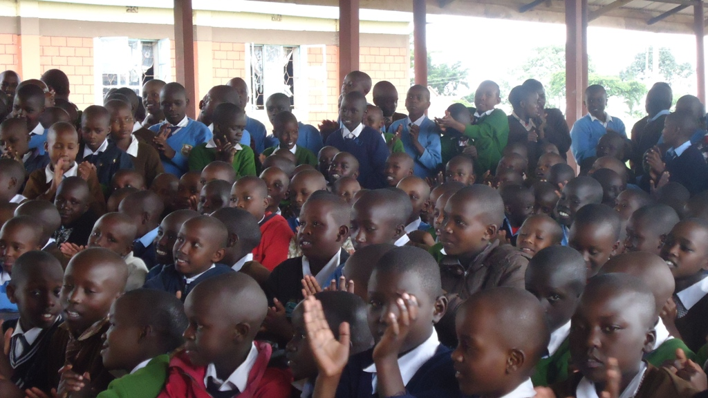 The Water Project : community-education-teresia-primary-school-11