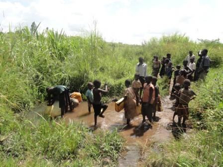 Photo of Kibibira Village