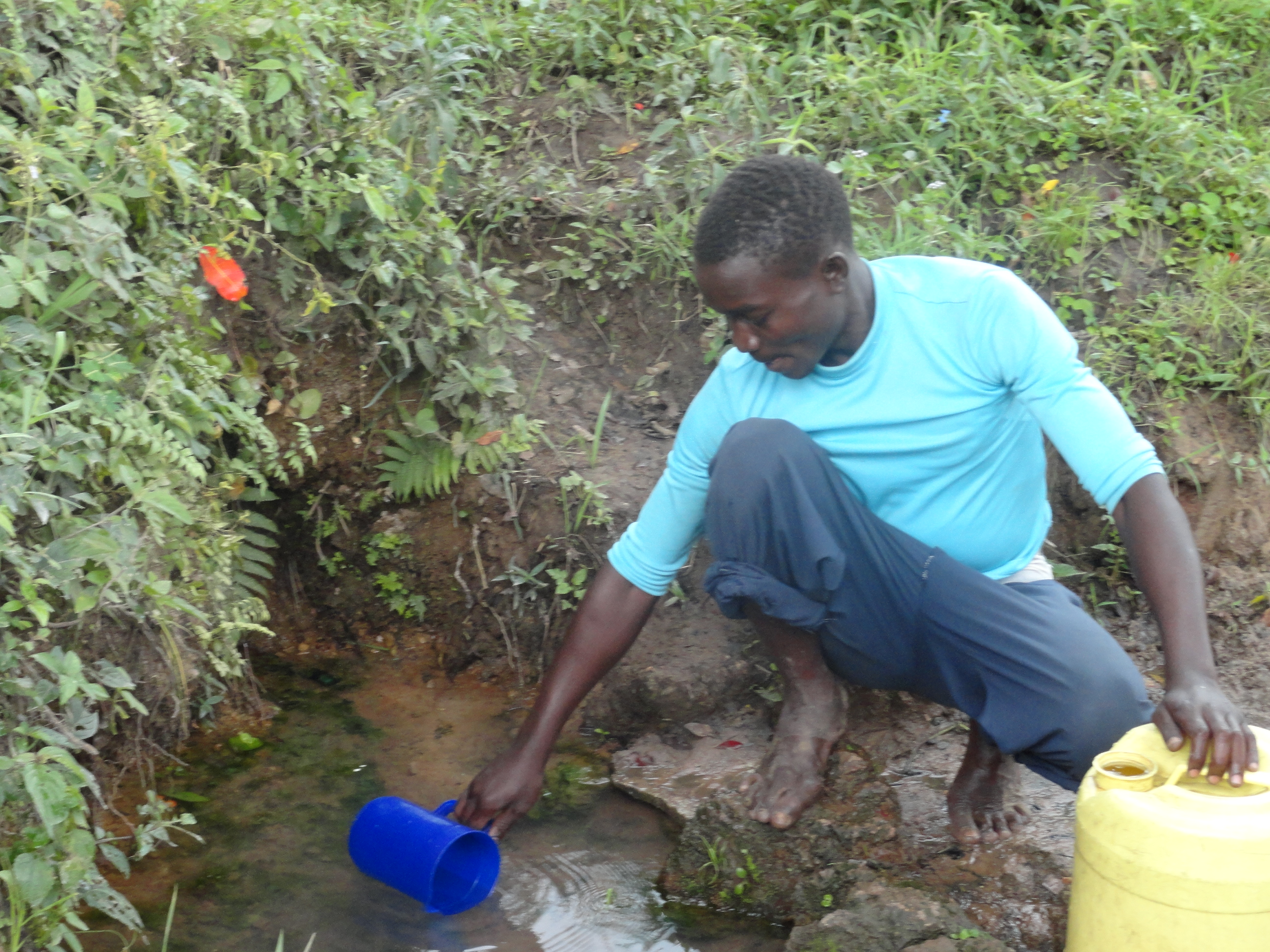 The Water Project : kasinge-village-4109