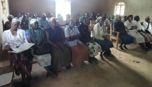 The Water Project : meeting-with-local-leaders-in-cherangany-2