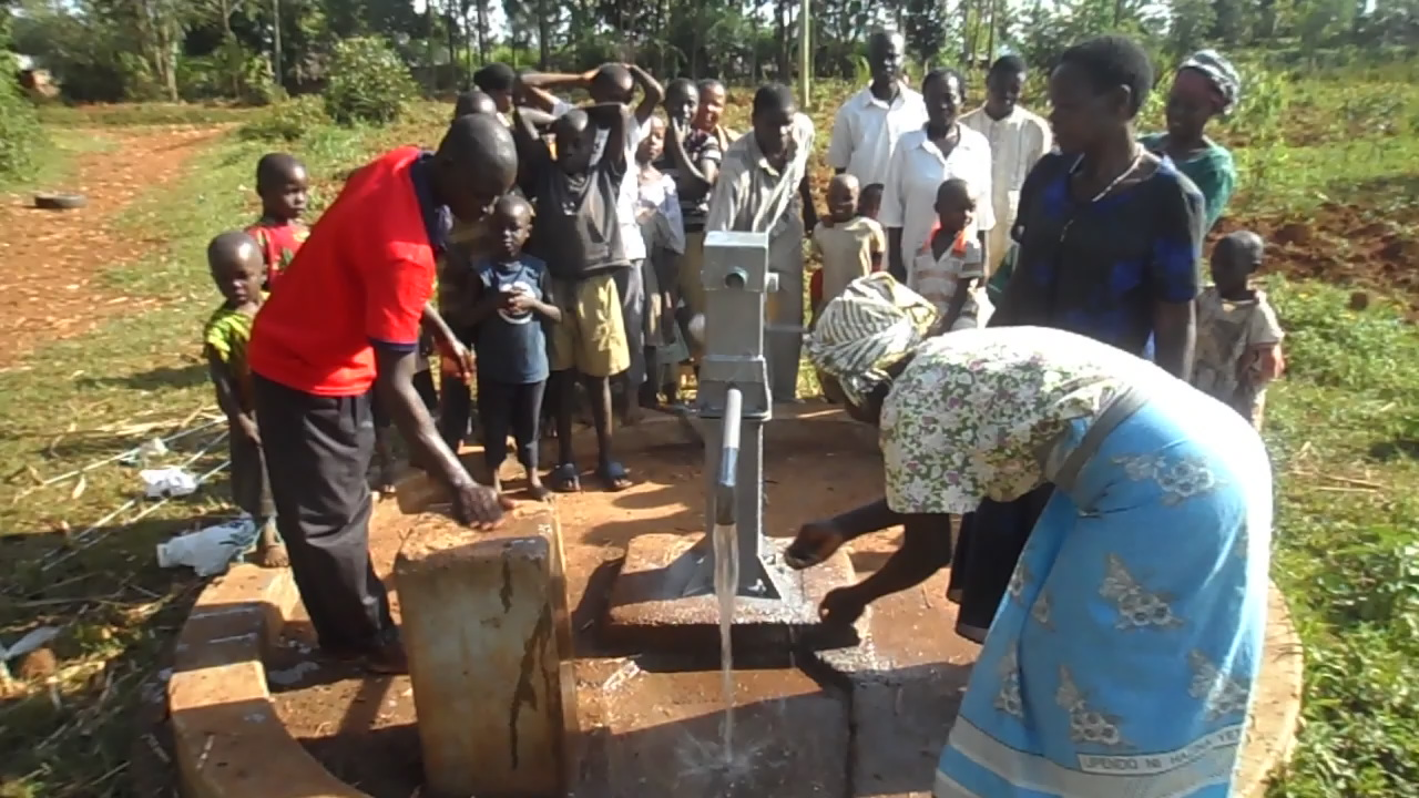 The Water Project : mwitseshe-community-handing-over-3-2