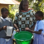 The Water Project: All Saints ACK Makunga Well Rehabilitation Project -