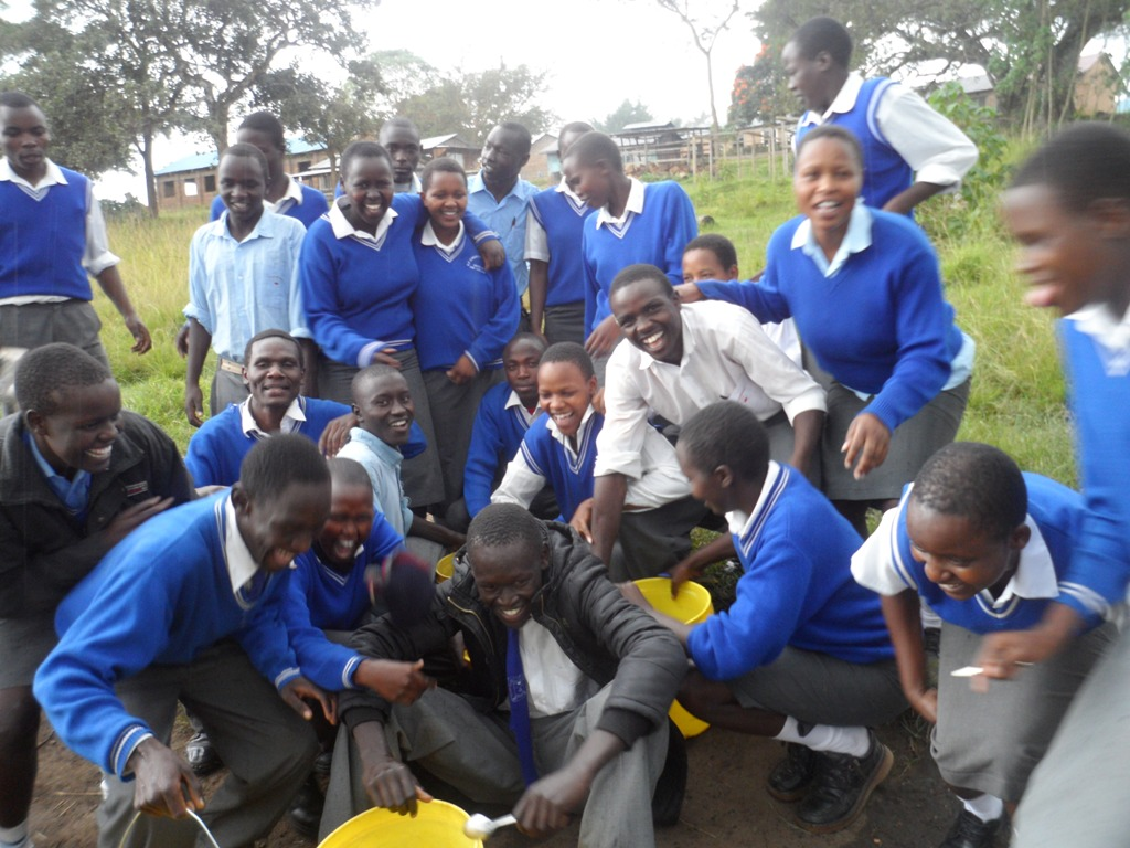 Photo of Kamanyinya Secondary School Water Project