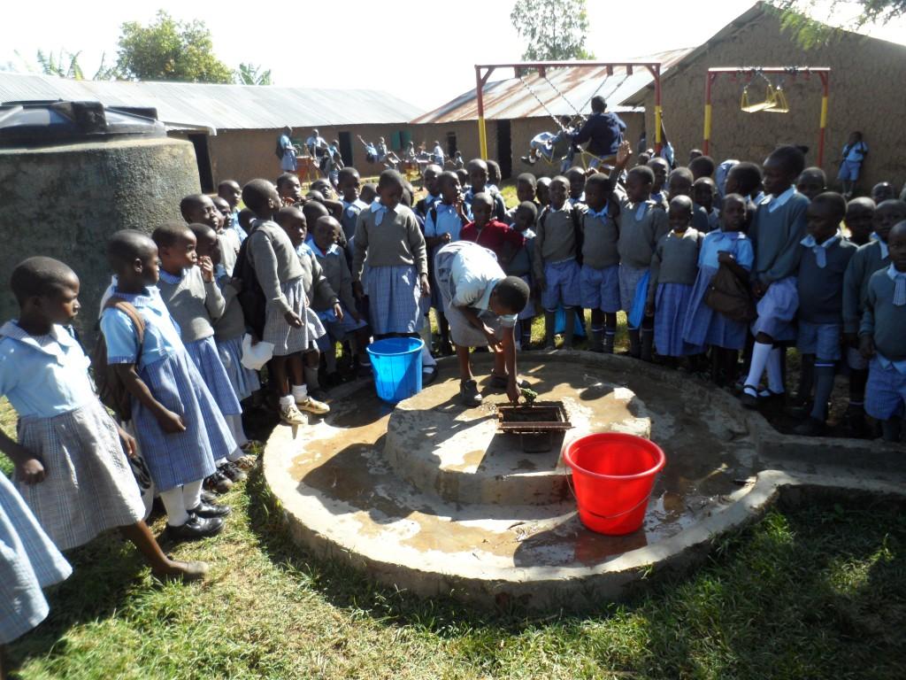 Photo of All Saints ACK Makunga Well Rehabilitation Project