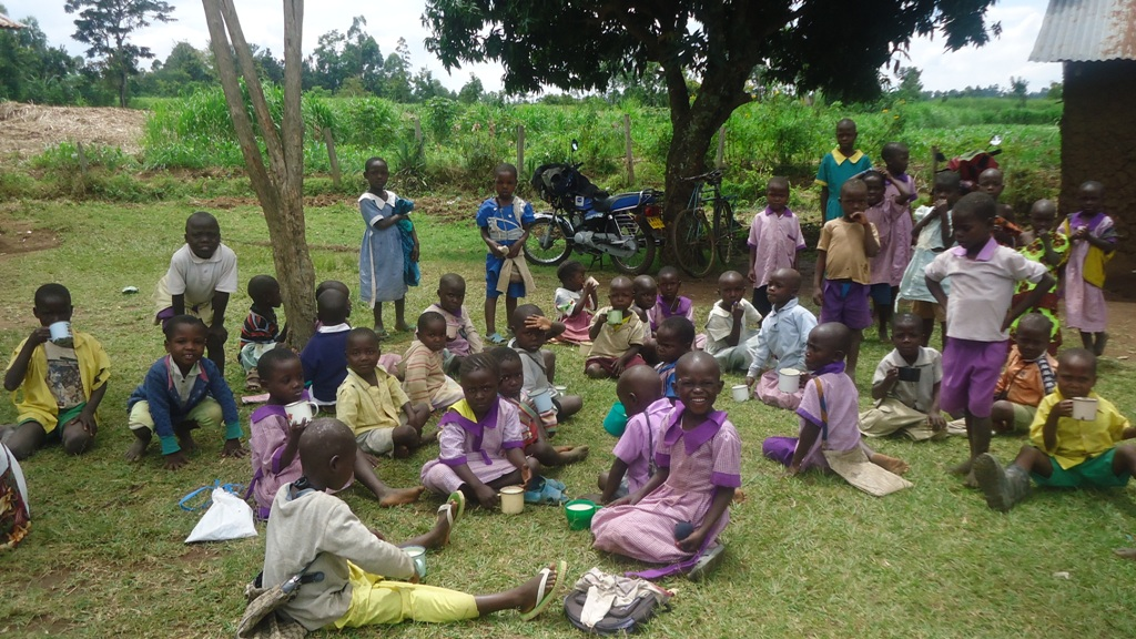 Photo of Epanja Primary School Well Rehabilitation Project