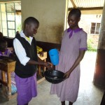 The Water Project: Epanja Primary School Well Rehabilitation Project -