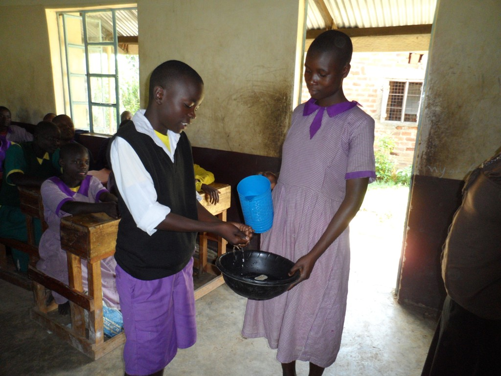The Water Project : ipanja-primary-school-community-education-43-2