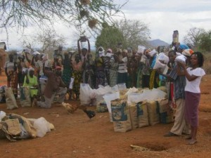 The Water Project : ithime-shg_seed-distribution_october-2012-3-2