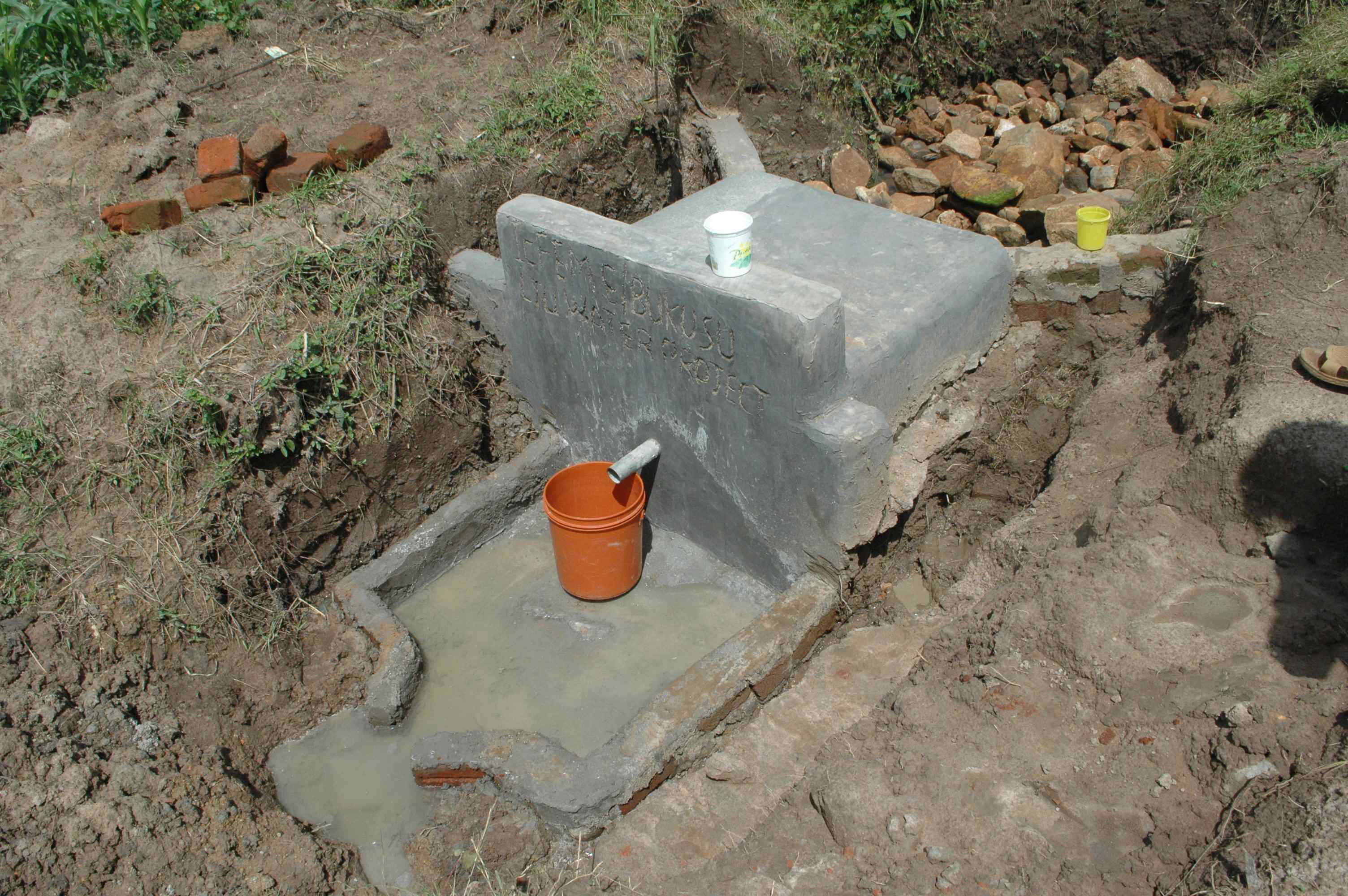 The Water Project : kamburu-east-bukusu2-4