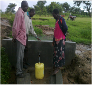 The Water Project : kasinge-angurai