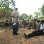The Water Project: Kipico Community -