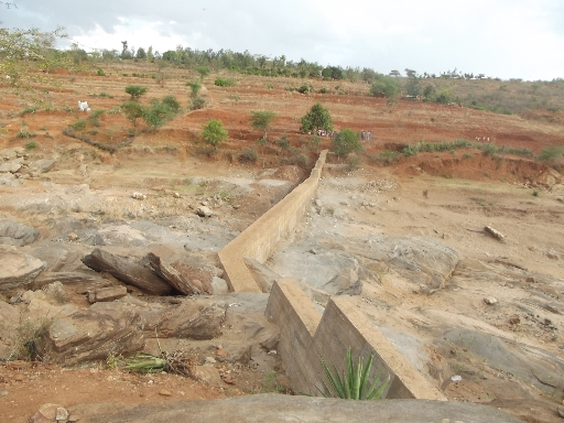 The Water Project : kyeni-kya-thwake-shg_sand-dam-12023-dlp_october-2012-1-2