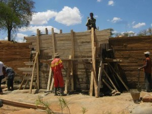 The Water Project : maiuni-sand-dam-shg_water-tank_october-2012-4